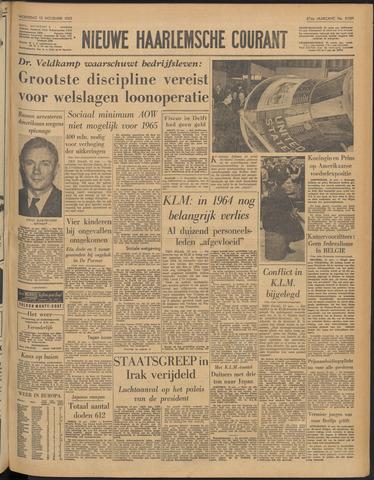 Nieuwe Haarlemsche Courant 1963-11-13