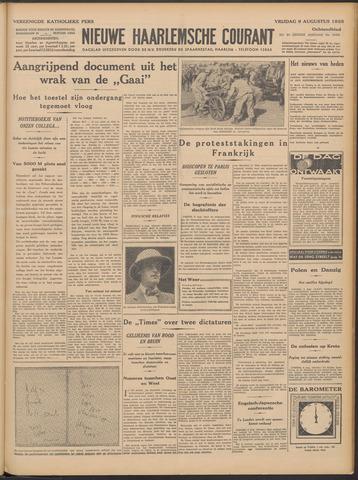 Nieuwe Haarlemsche Courant 1935-08-09