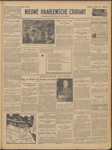 Nieuwe Haarlemsche Courant 1941-01-06