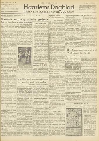 Haarlem's Dagblad 1951-01-13