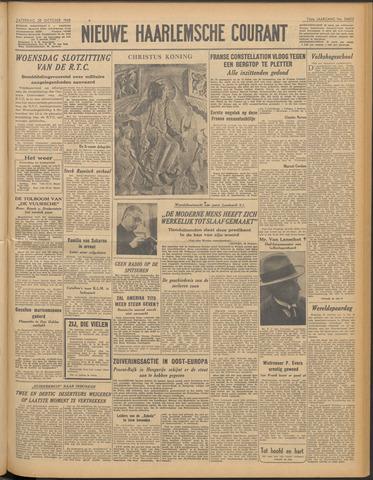 Nieuwe Haarlemsche Courant 1949-10-29