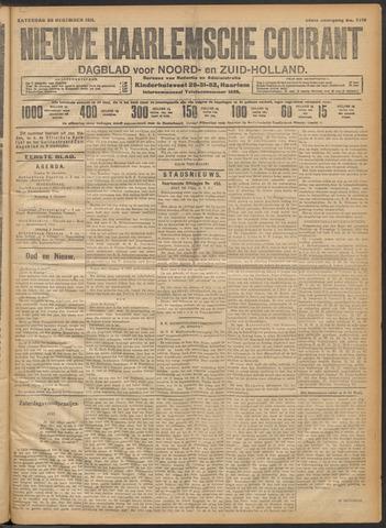 Nieuwe Haarlemsche Courant 1911-12-30