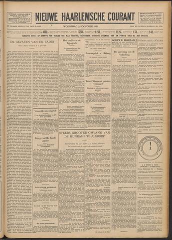 Nieuwe Haarlemsche Courant 1930-10-22
