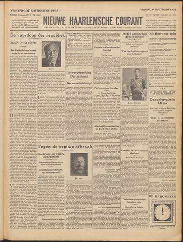 Nieuwe Haarlemsche Courant 1932-09-09