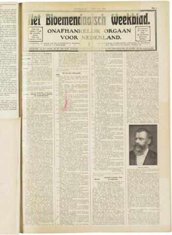 Het Bloemendaalsch Weekblad 1911