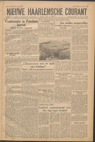 Nieuwe Haarlemsche Courant 1945-07-30