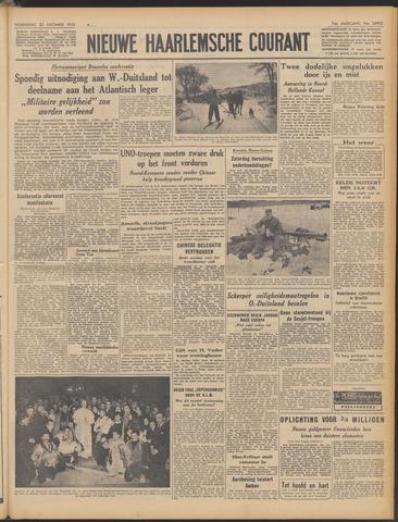 Nieuwe Haarlemsche Courant 1950-12-20