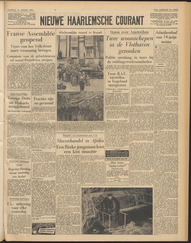 Nieuwe Haarlemsche Courant 1956-01-21