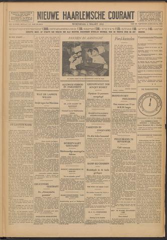 Nieuwe Haarlemsche Courant 1932-03-02