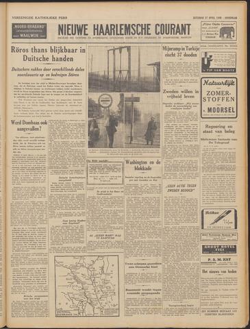 Nieuwe Haarlemsche Courant 1940-04-27