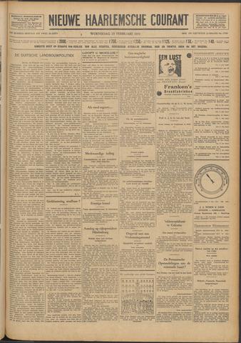 Nieuwe Haarlemsche Courant 1931-02-25