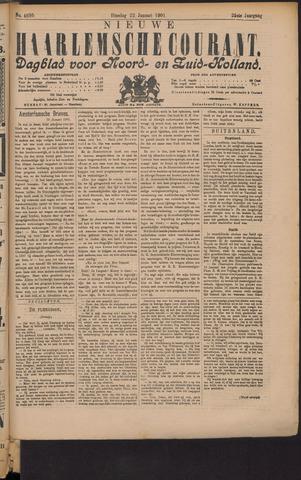 Nieuwe Haarlemsche Courant 1901-01-22