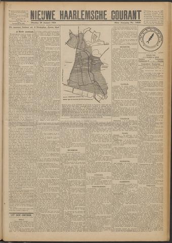 Nieuwe Haarlemsche Courant 1924-01-29