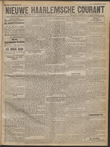 Nieuwe Haarlemsche Courant 1919-11-18