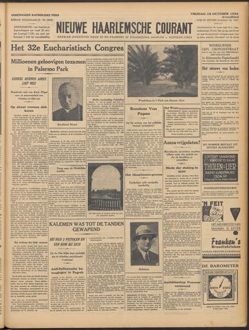 Nieuwe Haarlemsche Courant 1934-10-12