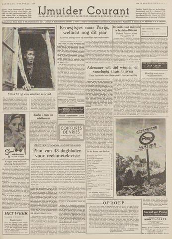 IJmuider Courant 1959-10-24