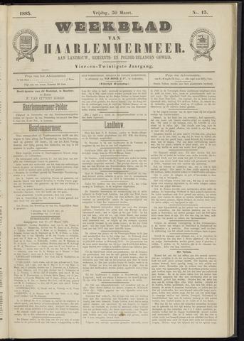 Weekblad van Haarlemmermeer 1883-03-30
