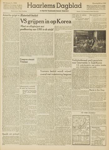 Haarlem's Dagblad 1950-06-28