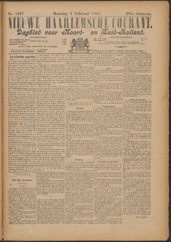 Nieuwe Haarlemsche Courant 1905-02-06