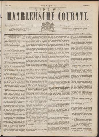 Nieuwe Haarlemsche Courant 1877-04-01