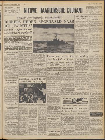 Nieuwe Haarlemsche Courant 1952-11-13