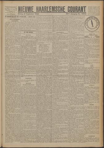 Nieuwe Haarlemsche Courant 1923-09-21