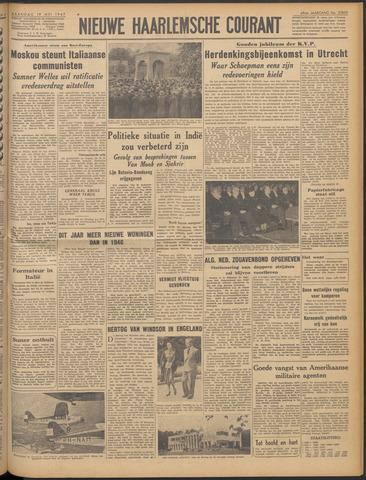Nieuwe Haarlemsche Courant 1947-05-19