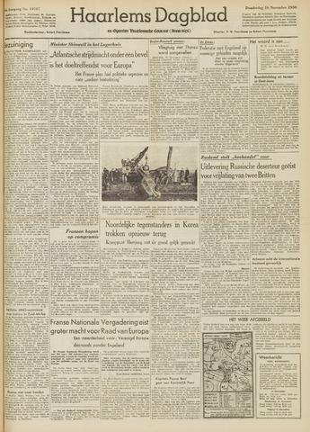 Haarlem's Dagblad 1950-11-16
