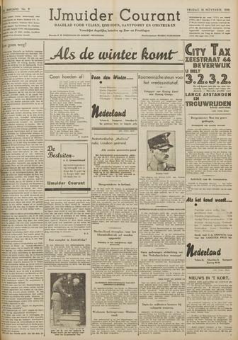 IJmuider Courant 1939-11-10