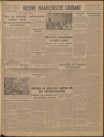Nieuwe Haarlemsche Courant 1947-04-26