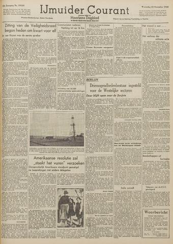 IJmuider Courant 1948-12-22