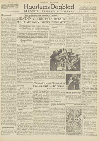 Haarlem's Dagblad 1951-01-04