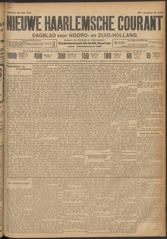 Nieuwe Haarlemsche Courant 1908-08-28