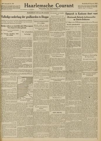 Haarlemsche Courant 1942-08-20