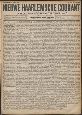 Nieuwe Haarlemsche Courant 1907-10-28