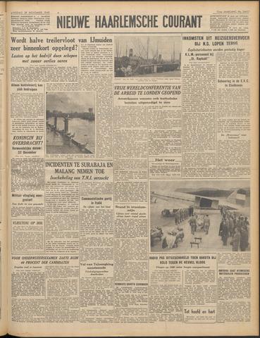 Nieuwe Haarlemsche Courant 1949-11-29