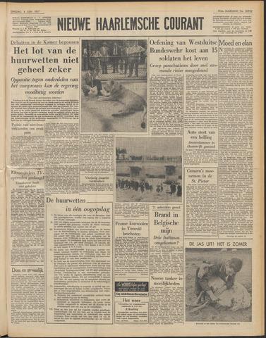 Nieuwe Haarlemsche Courant 1957-06-04