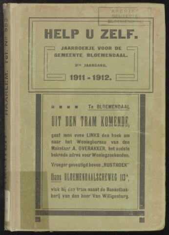 Adresboeken Bloemendaal 1911