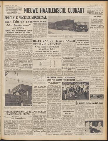 Nieuwe Haarlemsche Courant 1951-07-31