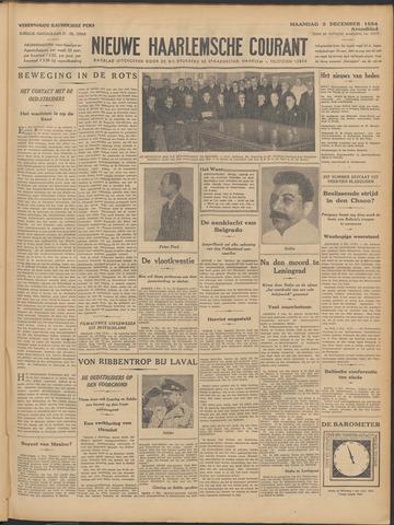 Nieuwe Haarlemsche Courant 1934-12-03