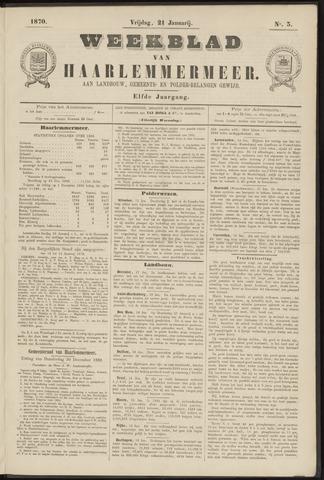 Weekblad van Haarlemmermeer 1870-01-21