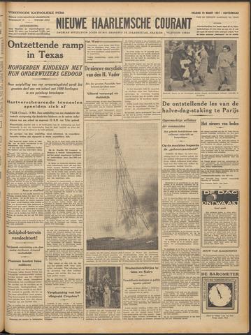 Nieuwe Haarlemsche Courant 1937-03-19
