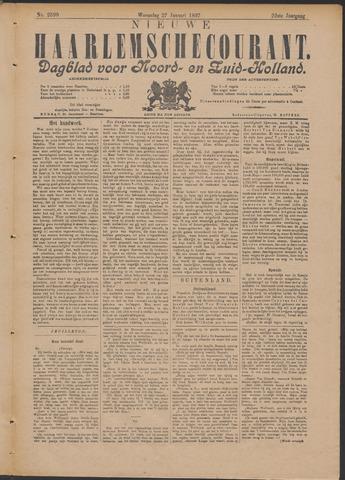 Nieuwe Haarlemsche Courant 1897-01-27