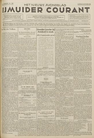 IJmuider Courant 1938-10-08