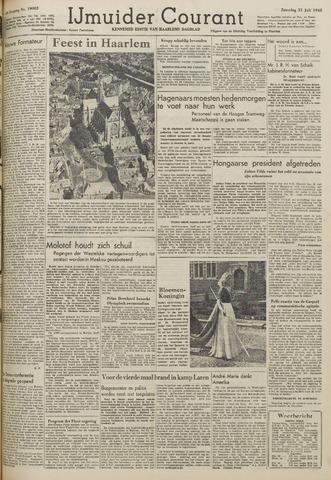 IJmuider Courant 1948-07-31