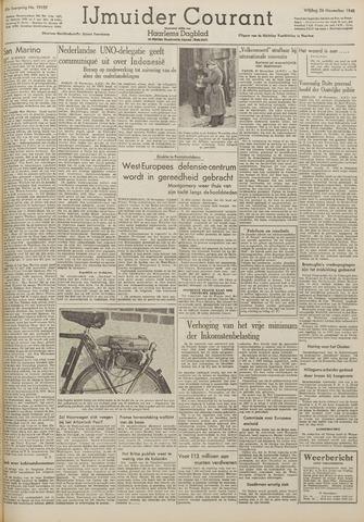 IJmuider Courant 1948-11-26