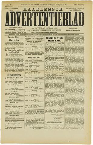 Haarlemsch Advertentieblad 1889-03-23