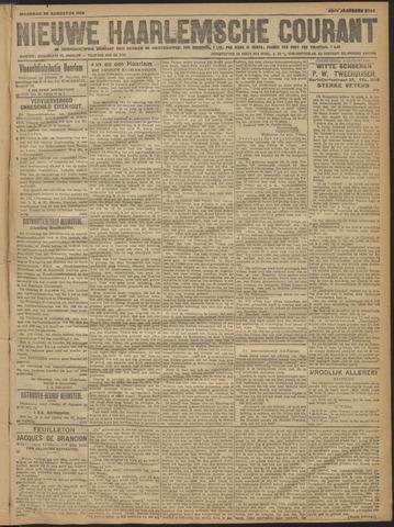 Nieuwe Haarlemsche Courant 1918-08-26