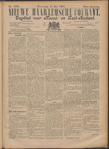 Nieuwe Haarlemsche Courant 1903-05-13