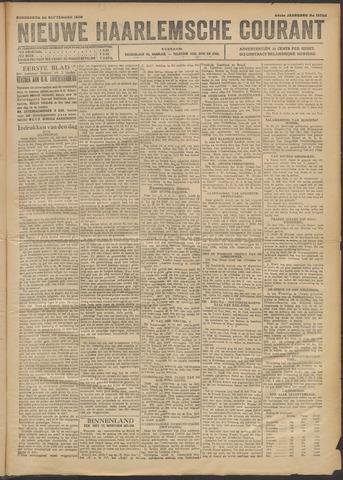Nieuwe Haarlemsche Courant 1920-09-30